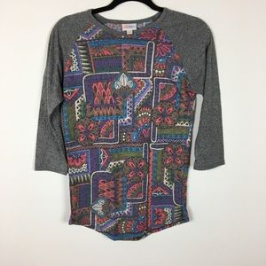 Patterned Randy LuLa Roe Size XS